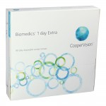 Biomedics extra 1 day 90 Pack